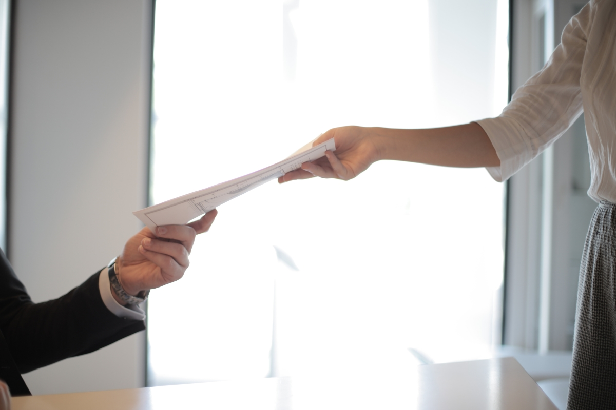 executive resume writer service