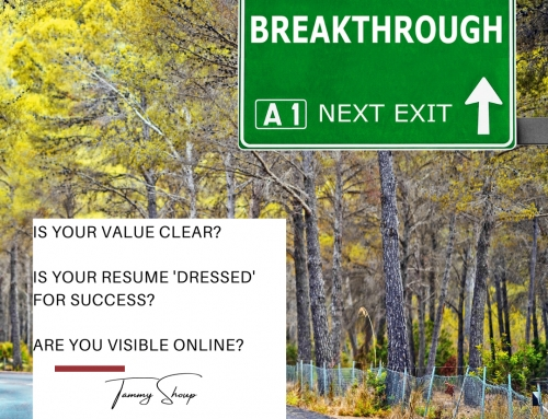 3 Factors Preventing A Breakthrough in Your Job Search