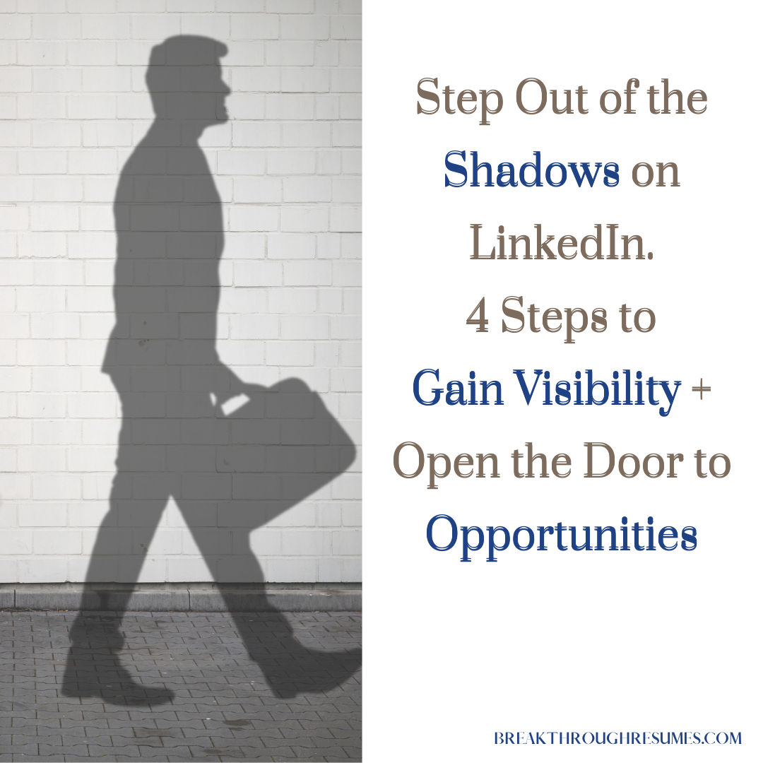 LinkedIn Profile Writing for Job Search Success