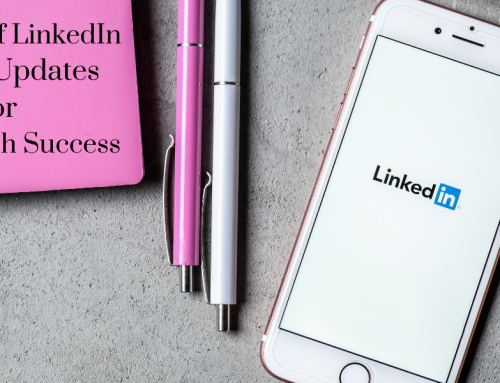 4 LinkedIn Status Updates to Share for Modern Job Search Success